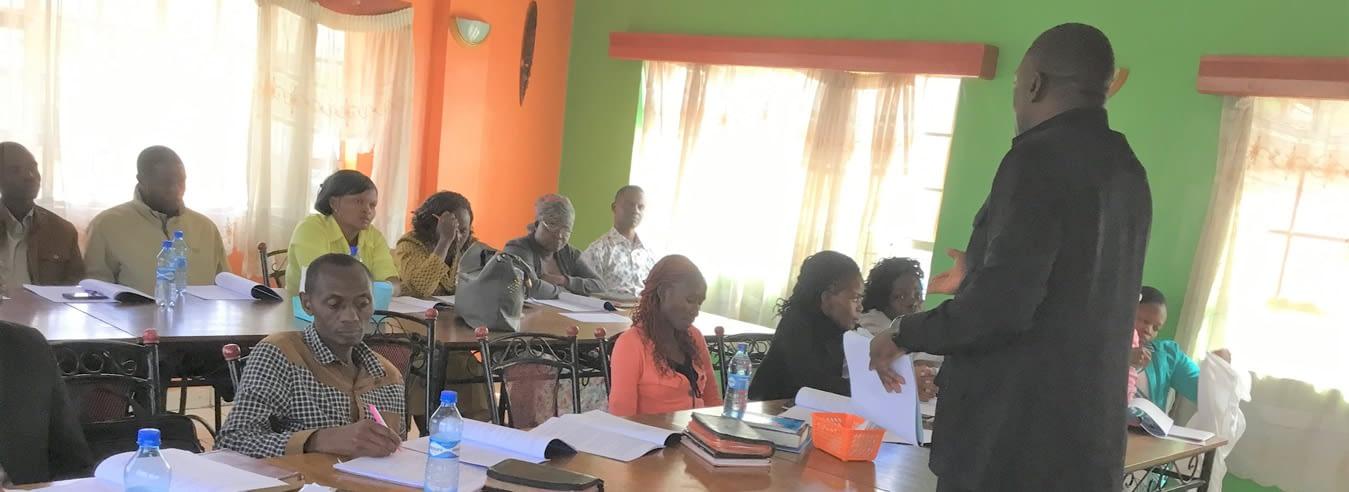 Pastor Training